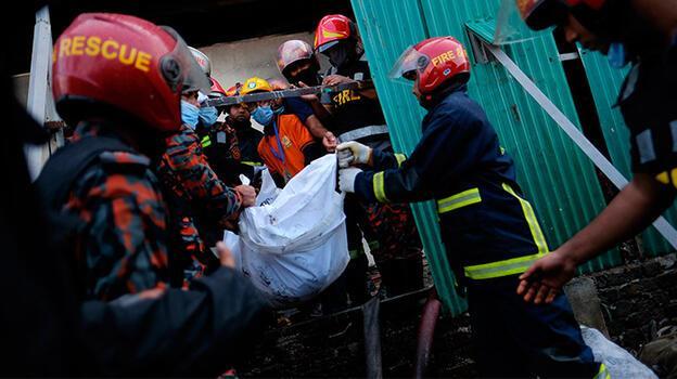 52 kişinin öldüğü fabrika yangınında 9 kişi gözaltına alındı