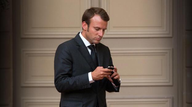 Hedefte olduğu iddia edilmişti! Macron her şeyini değiştirdi