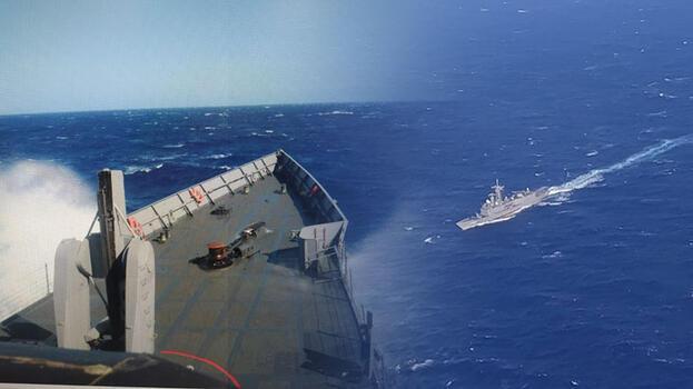 Son dakika: MSB duyurdu! Akdeniz'de içerisinde 45 kişinin bulunduğu tekne battı