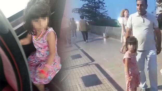 İstanbul'da inanılmaz olay! Minibüste fark edildi, henüz 5  yaşında