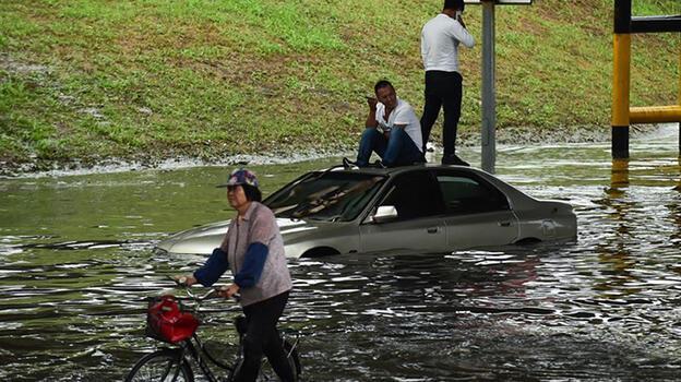 Çin'de sel felaketinin bilançosu ağırlaşıyor
