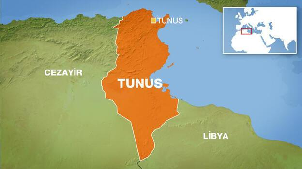 Tunus açıklarında 175 düzensiz göçmen kurtarıldı