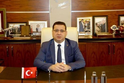 Başkan Eken'den Basın Bayramı mesajı