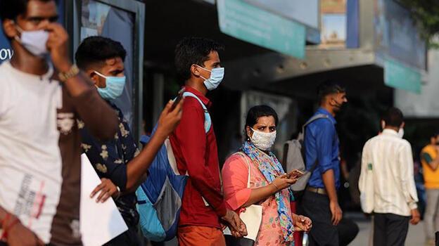 Hindistan'da bir günde 39 bin yeni vaka