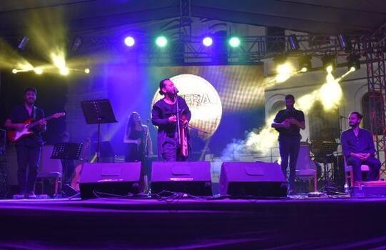 Sivas'ta Grup İmera konseri