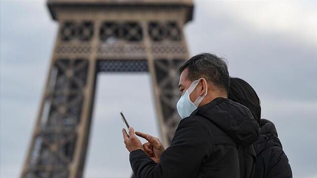 Fransa'da son durum! 22 bin 767 yeni vaka...