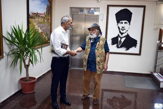 Sanatçı Etem Çalışkan, Tarsus'un kurtuluşunun 100'üncü yılı için sergi açacak