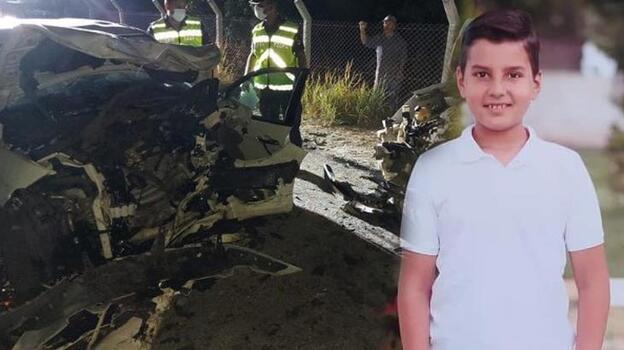 Feci kaza! 1 çocuk hayatını kaybetti