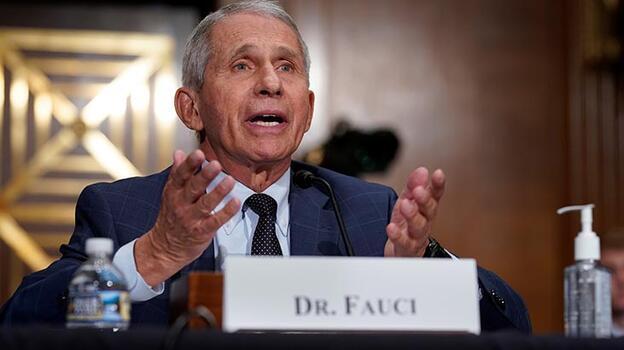 Fauci'den aşı karşıtlarıyla ilgili açıklama