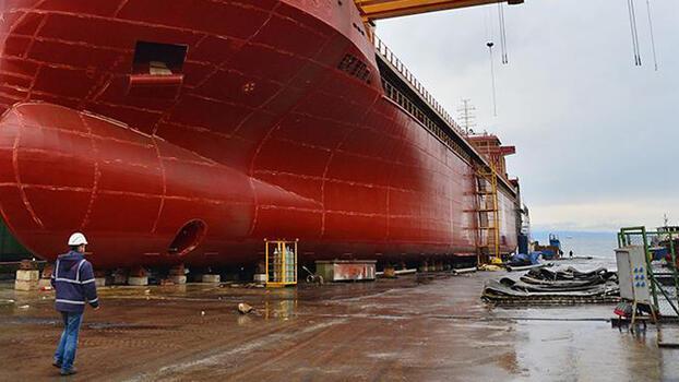 Gemi inşa sektörü, Eximbank teminatıyla yurt dışına yelken açacak
