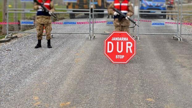 Adıyaman'da 40 ev Kovid-19 tedbirleri kapsamında karantinaya alındı