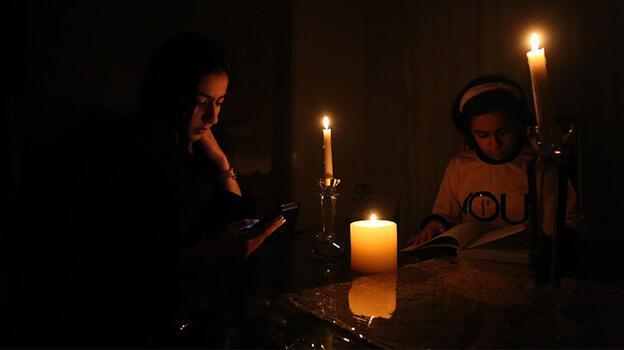 Tahran'da elektrik kesintilerine karşı protestolar!