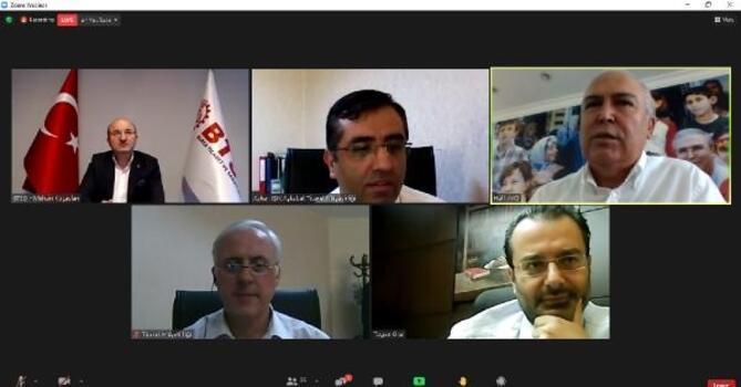 Türkiye ve Türkmenistan arasındaki ticari ilişkiler çevrimiçi seminerde konuşuldu