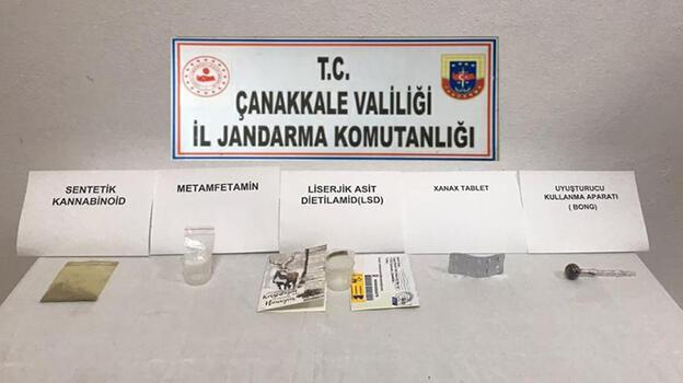 Çanakkale'de uyuşturucu ve sahte içki operasyonu: 11 gözaltı