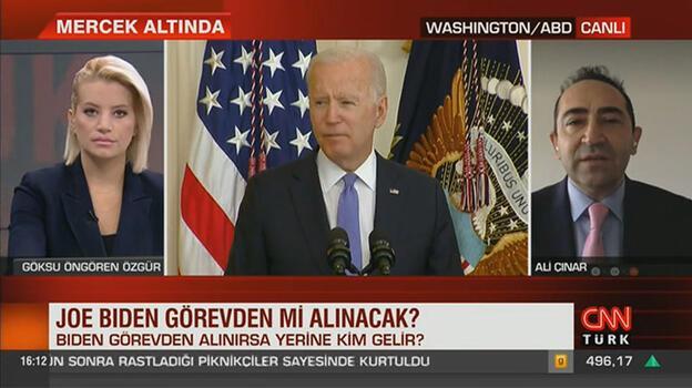 Son dakika: Joe Biden görevden alınacak mı? Bomba iddia...