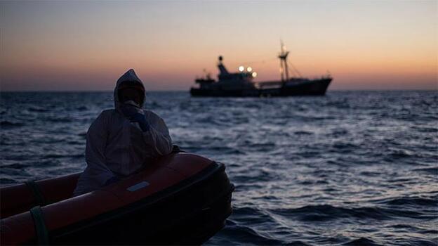 Libya açıklarında felaket! Çok sayıda göçmen hayatını kaybetti