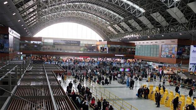Sabiha Gökçen Havalimanı iki günde rekor kırdı