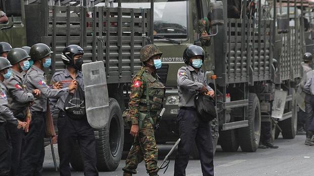 Myanmar askeri yönetimi 2020 genel seçim sonuçlarını geçersiz saydı