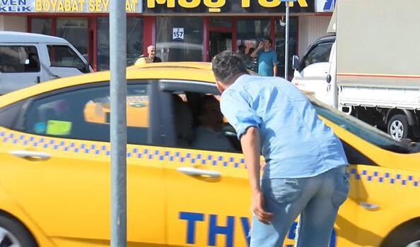 İstanbullu taksiye alınmamaktan yakınıyor, turist pazarlık etmeden binmiyor