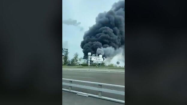Son dakika... Almanya'da patlama