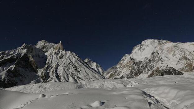 19 yaşındaki dağcı K2'ye tırmanan en genç kişi oldu