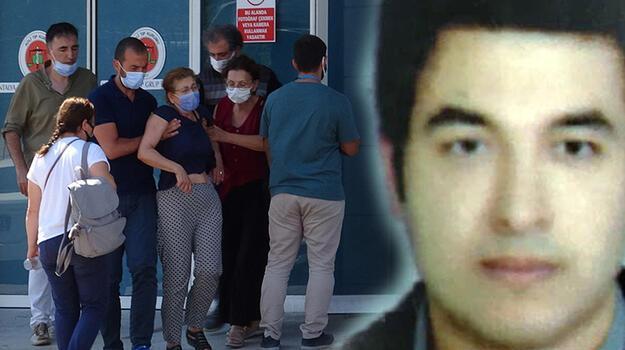 Kazada ölen doktorun cenazesi alındı, yakınları gözyaşı döktü