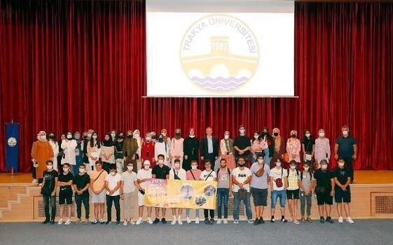 Gençlik, TÜGVA ile Trakya Üniversitesi'nde buluştu
