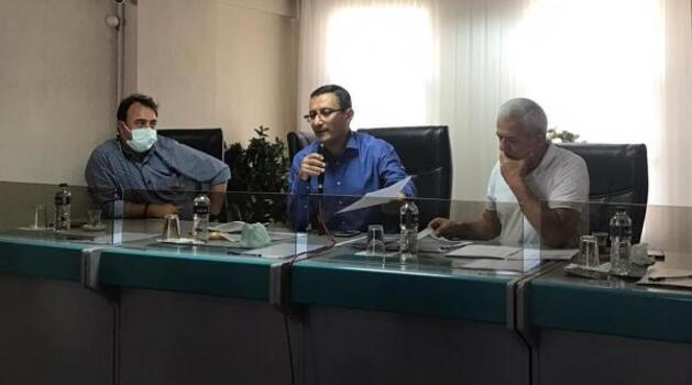 Alaşehir'de üzüm sezonu öncesi 2021 yılı işçi ücretleri belirlendi
