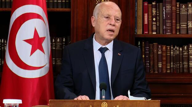 ABD Dışişleri Bakanı ile görüşen Tunus Cumhurbaşkanı'ndan açıklama