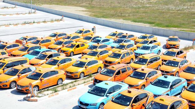 400 taksinin ruhsatı aktif hale getirildi
