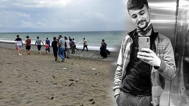 Denizde kaybolan Serhat'ın 4 gün sonra acı haber!