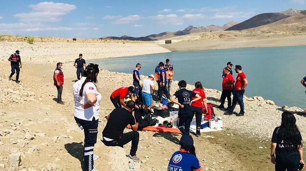 Mehmet Efe, serinlemek için girdiği gölette boğuldu