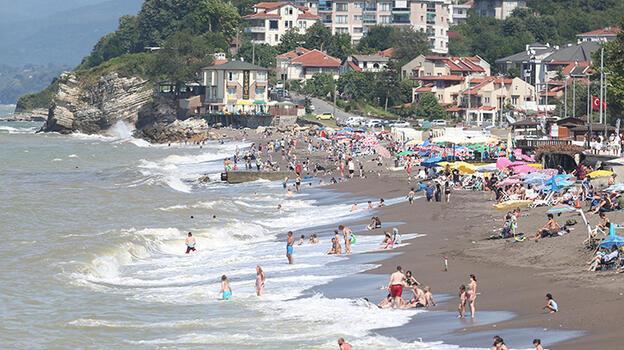 'Batı Karadeniz'in incisi'  nüfusunun 5 katı turist ağırladı