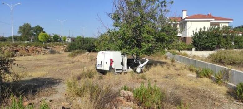 Döşemealtı Belediye Başkan Yardımcısı Yörük, trafik kazası geçirdi