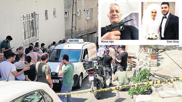 Beyoğlu'nda dünür çatışması: 3 ölü