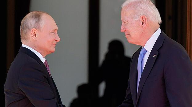 Biden'dan Putin'e zehir zemberek sözler!