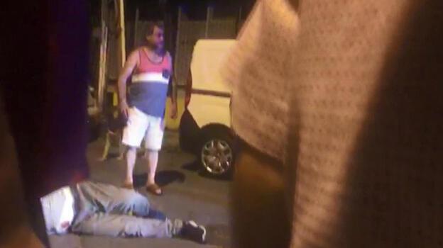 Eyüpsultan'da kuzenlerin kanlı çatışması! 2 kişi öldü