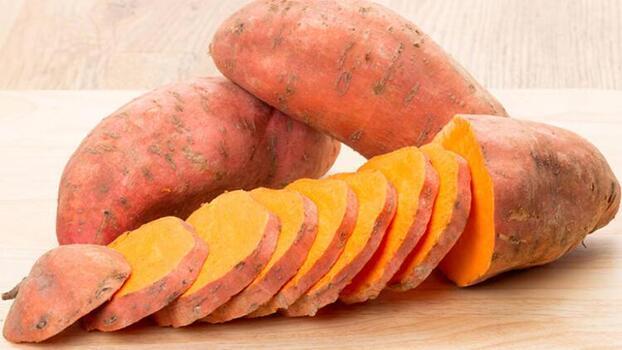Tatlı patates olur mu? İşte tatlı patates ve faydaları