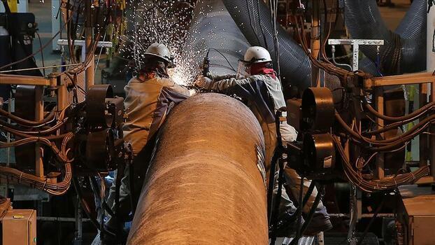 Kuzey Akım 2 Doğal Gaz Projesi'nde boru döşeme işinin yüzde 99'u tamamlandı