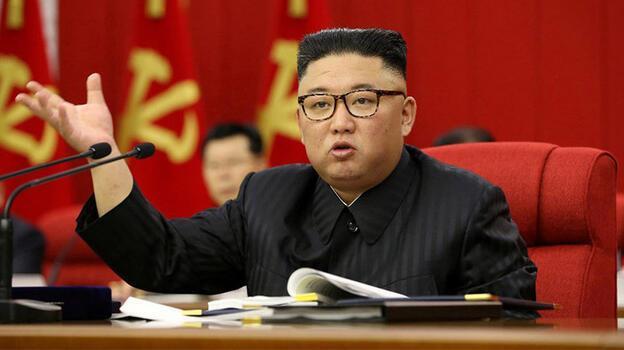 Kim, koronavirüsün yol açtığı zorlukları Kore Savaşı'nda yaşananlara benzetti