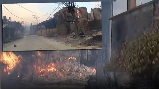 Son dakika haberler... Manavgat'ta felaket! Korkunç görüntüler geliyor