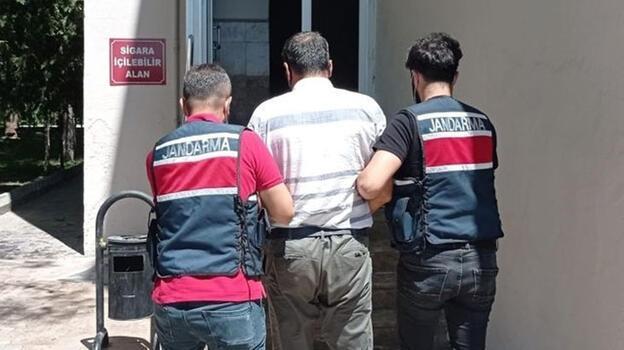 Teröristlere kıyafet yardımı yaptığı iddiasıyla gözaltına alınan kişi tutuklandı