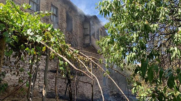 Son dakika... Elazığ'daki yangın 10 saatte söndürüldü!