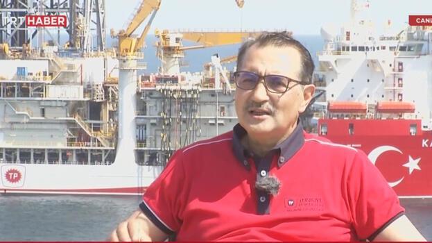 Bakan Dönmez'den önemli doğal gaz açıklaması