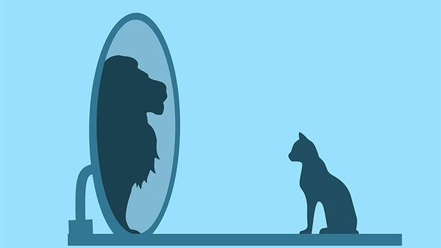 Bir şiir: Aynanın Oyunu