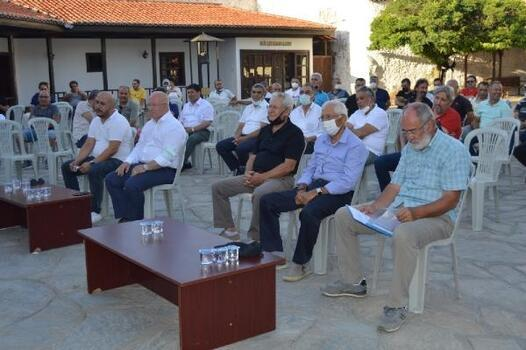 Muğlaspor'da yeni yönetim seçildi