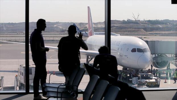 'Bayramda 11 milyon 809 bin biletli yolcu seyahat etti'