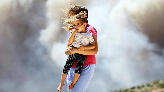 Son dakika haberi: Manavgat'ta yangın felaketi! Bakan acı haberi verdi
