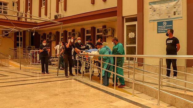 Son dakika... Bakan Pakdemirli duyurdu! Entübe hastalar nakledildi