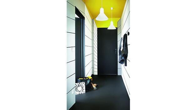Evinizde siyah boya kullanacak kadar cesur musunuz?